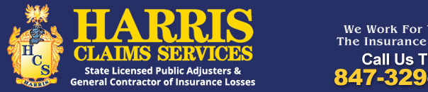 Harris Claims Services USAA Public Insurance Claims Adjuster